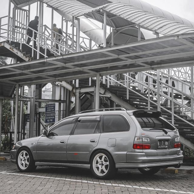Toyota Corolla Wagon: Cantik dan Fleksibel (66586)