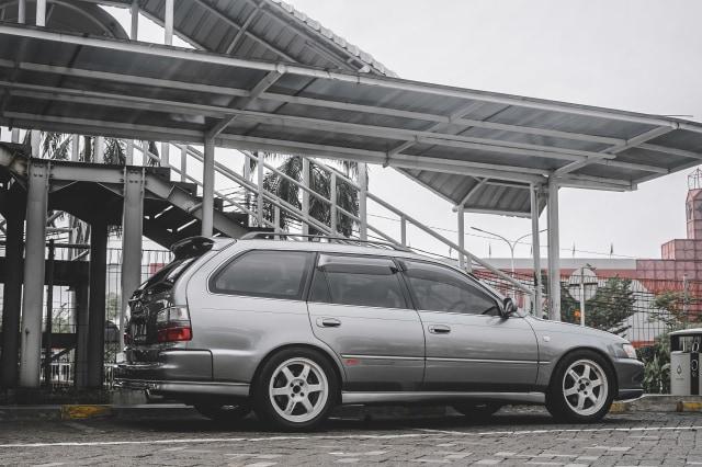 Toyota Corolla Wagon: Cantik dan Fleksibel (66588)