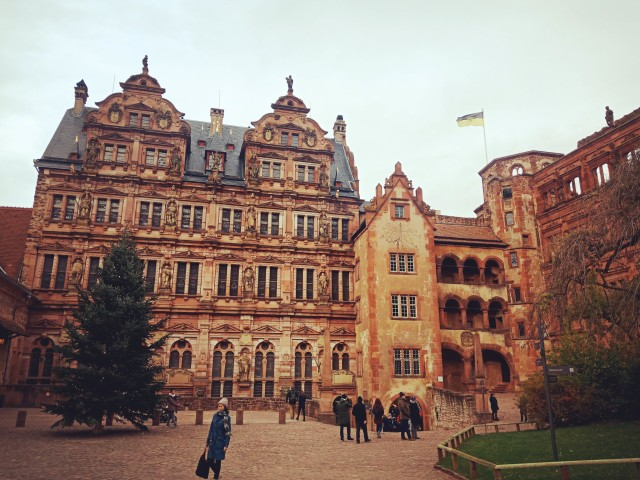 Kota Romantis di Jerman