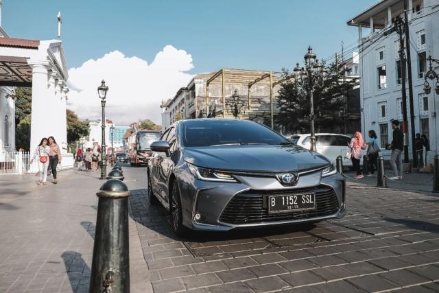 Pilihan Mobil Listrik dan Hybrid di Indonesia, Termurah Rp 400 Jutaan (206399)