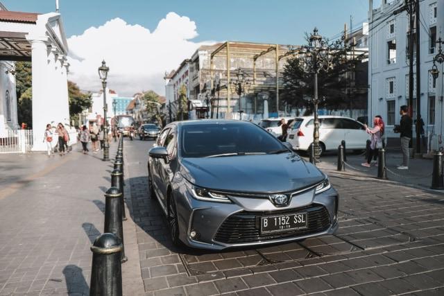 Jualan Mobil Hybrid Toyota Naik Lebih 2 Kali Lipat di Awal 2020 (1562)