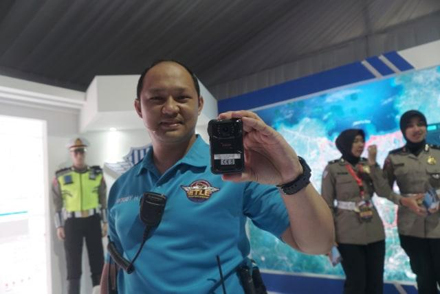 Berkat ETLE Mobile, Tak Ada Lagi 86 Salam Damai di Jalan (23634)