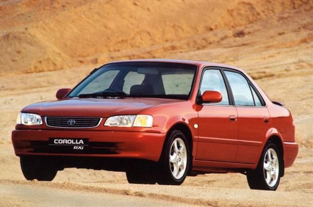 Wajah Toyota Corolla dalam 12 Generasi  (882870)