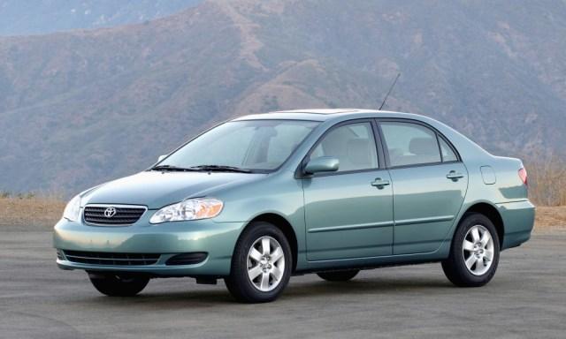 Wajah Toyota Corolla dalam 12 Generasi  (882871)