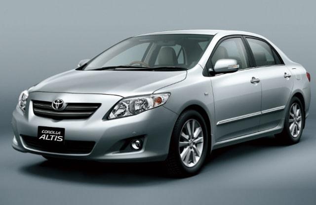 Wajah Toyota Corolla dalam 12 Generasi  (882872)