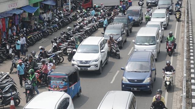 Area Parkir 'Terlarang' di Jakarta, Bila Nekat Tanggung Risikonya (24326)