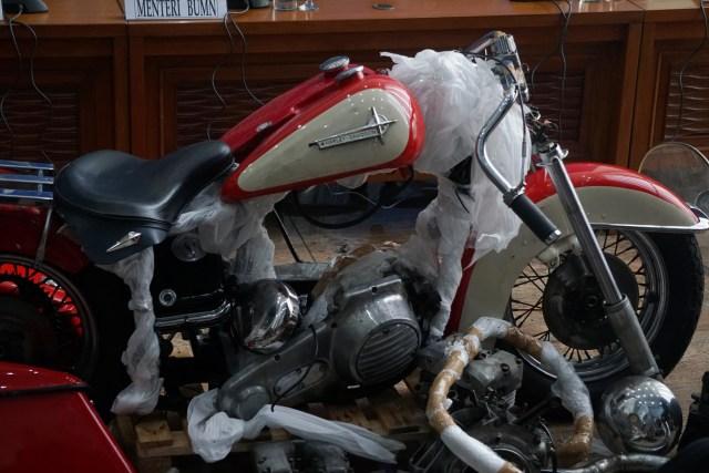 Selain Ari Askhara, 1 Eks Direktur Garuda Juga Tersangka Penyelundupan Harley (35129)