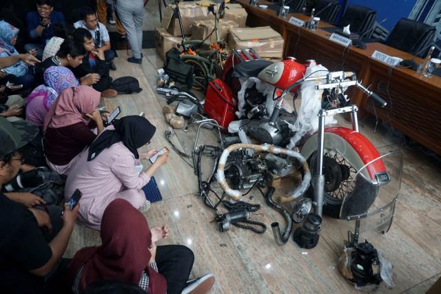 Soal Penyelundupan, Direksi Garuda yang Dicopot Tetap Diproses Hukum (15)