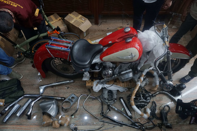 Eks Dirut Garuda, Ari Askhara, Jadi Tersangka Penyelundupan Harley dan Brompton (254759)