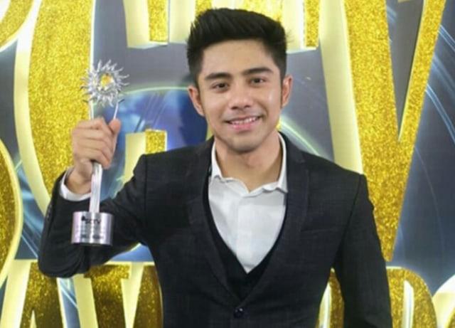 Pemuda asal Tegal Menjadi Aktor Pendamping Paling Top SCTV Award  (22002)