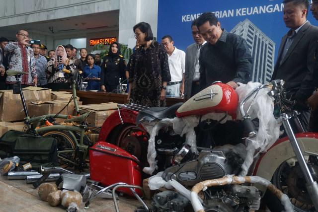 Tak Ada Harley di LHKPN Eks Dirut Garuda Ari Askhara (137057)