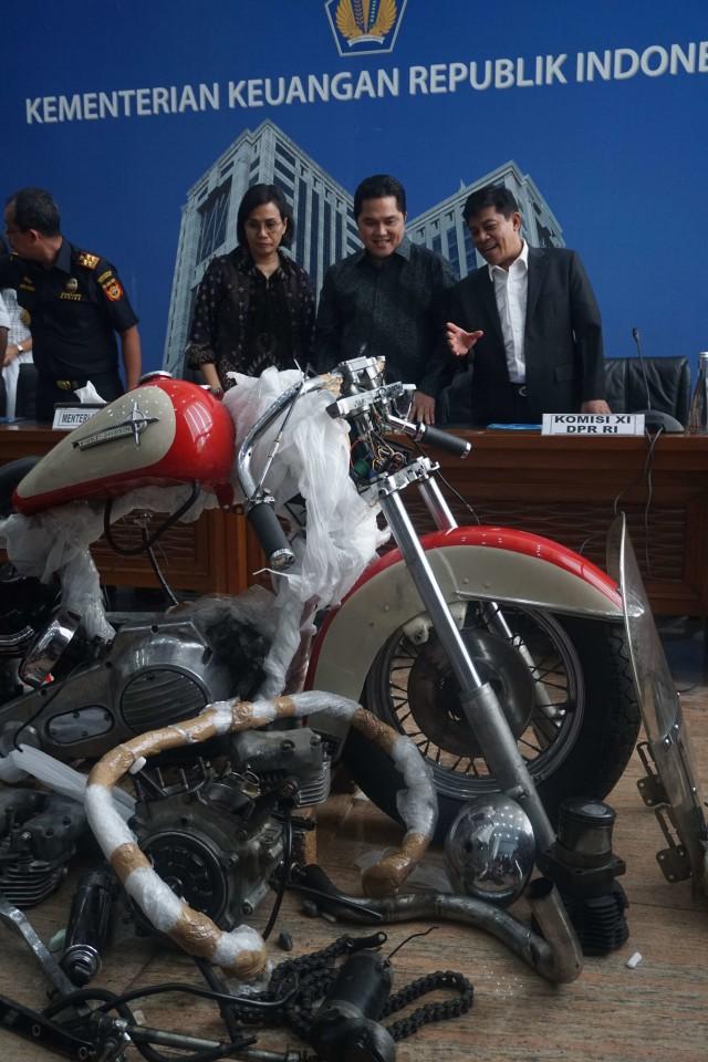 Tak Ada Harley di LHKPN Eks Dirut Garuda Ari Askhara (137053)