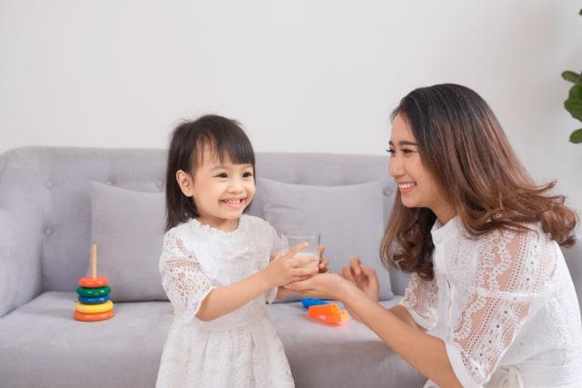 Susu Formula Terbaik Bantu Jaga Daya Tahan Tubuh Anak (396131)