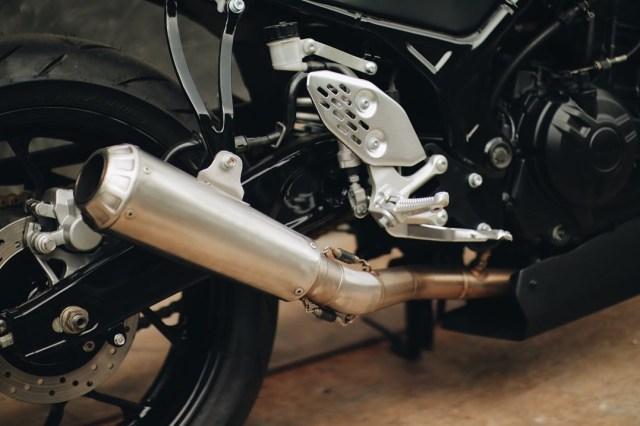 Modifikasi  Yamaha R25