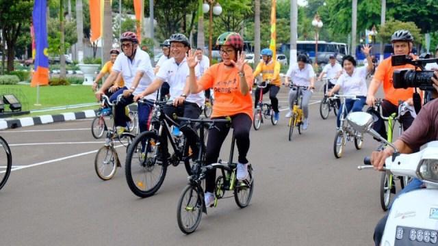 Sepeda Brompton Bikin Heboh, Sri Mulyani Juga Pernah Pakai (269825)