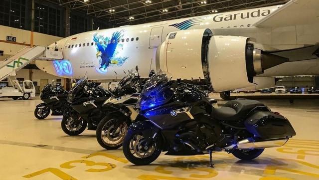 Hobi motor gede eks Dirut Garuda, Ari Askhara