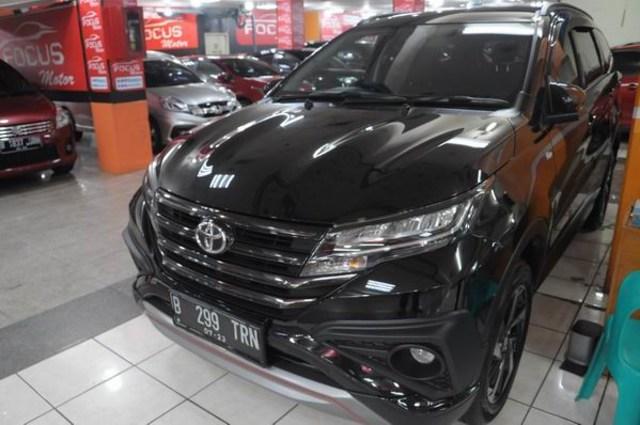 Toyota Rush bekas