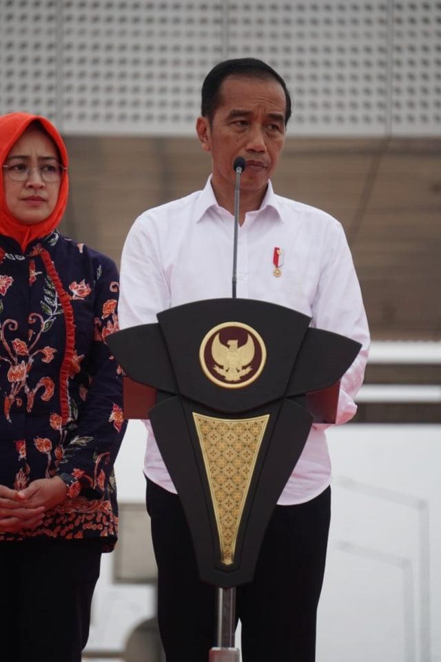 PDIP: Jokowi Tak Seharusnya Emosional Tolak Amandemen UUD 1945 (1245624)