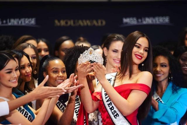 Mahkota Miss Universe