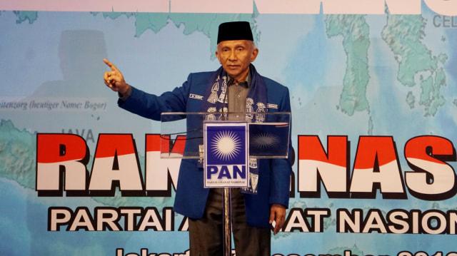 Mumtaz Rais: Jika PAN Reformasi Terbentuk, Saya Renang Kapuk-Labuan Bajo (458216)