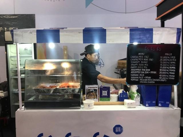 Chinese Food Hingga Dimsum di Jakarta Halal Things 2019 (29292)