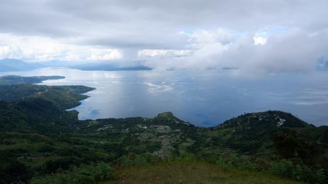Menikmati Danau Toba dari Ketinggian 1.500 Mdpl di Huta Ginjang (94454)