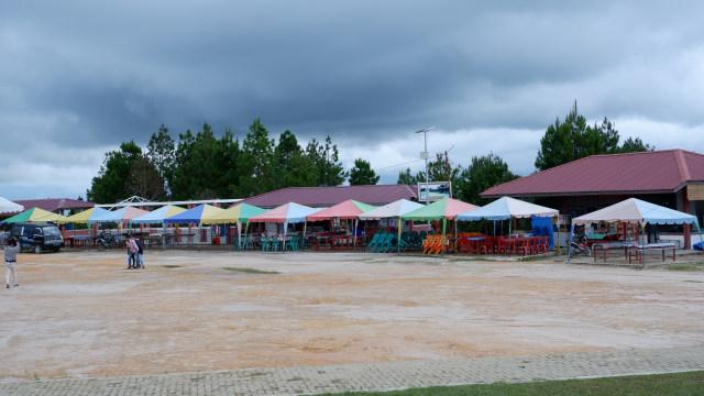 Menikmati Danau Toba dari Ketinggian 1.500 Mdpl di Huta Ginjang (94453)