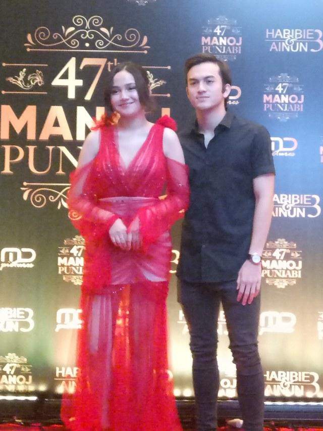 Syifa Hadju dan Rizky Nazar, POTRAIT