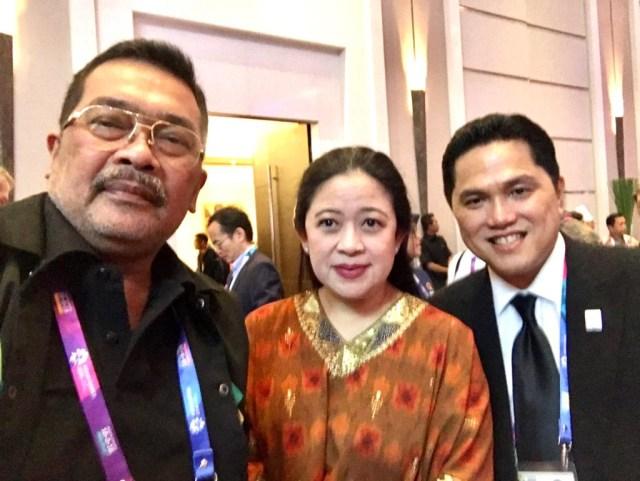 Wawancara Khusus dengan Komisaris Garuda Timbo Siahaan (249696)