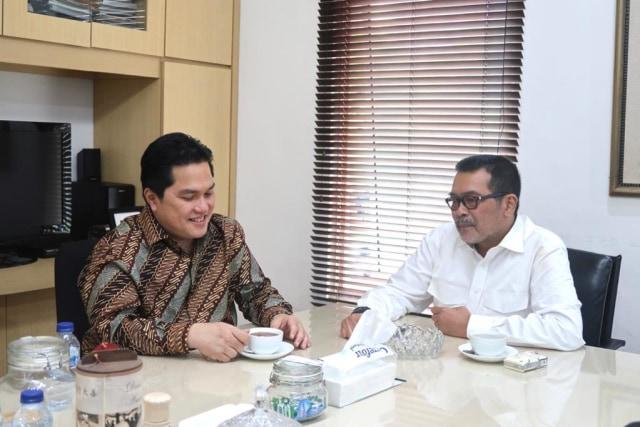 Wawancara Khusus dengan Komisaris Garuda Timbo Siahaan (249692)