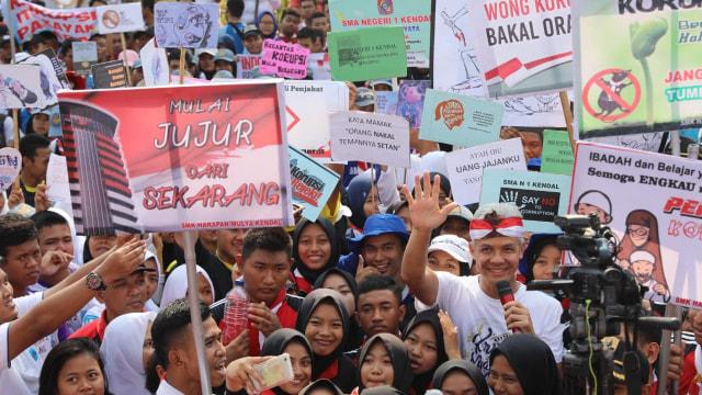 Cara Ganjar Jalankan Sistem Pencegahan Korupsi di Jateng hingga Dipuji KPK  (659898)