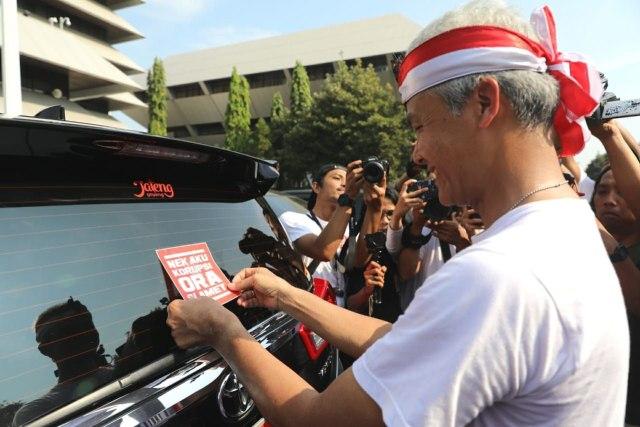 Cara Ganjar Jalankan Sistem Pencegahan Korupsi di Jateng hingga Dipuji KPK  (659897)