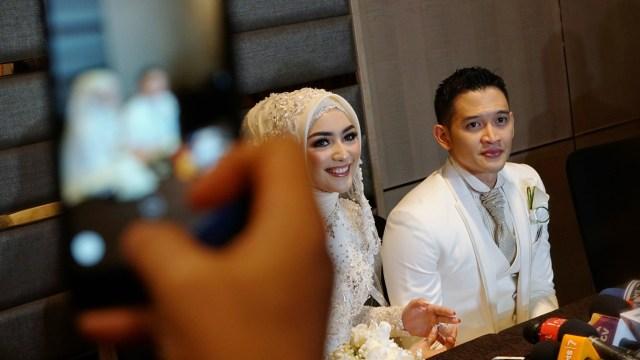 Sudah Sah! 5 Artis Ini Jalani Ramadhan Pertama Bareng Pasangan (1146612)