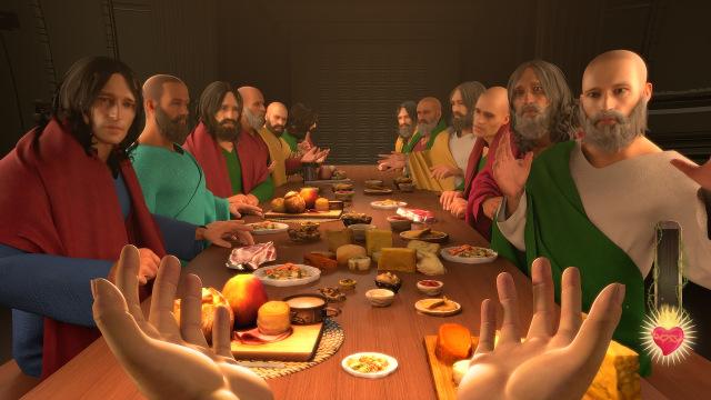 Game 'I Am Jesus Christ' Ajak Kamu Bermain Jadi Yesus (302377)