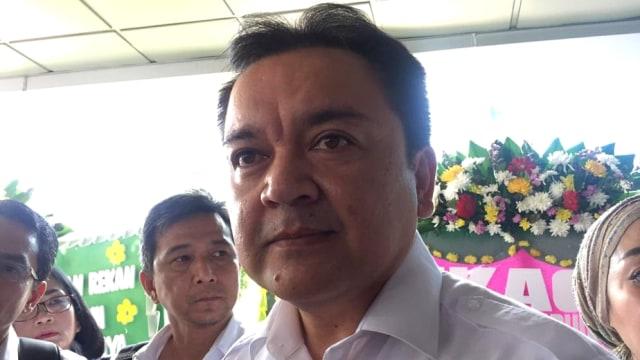 Ketua Umum IKAGI Achmad Haeruman, BUMN