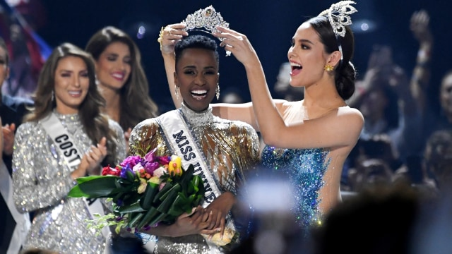 Miss Universe 2019, Zozibini Tunzi