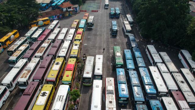 Terminal Leuwipanjang Bandung Tes GeNose Acak 10 Penumpang, Cegah COVID-19 (56675)