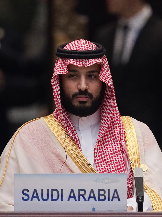 Rekam Jejak Muhammad bin Salman, Pangeran Arab Kaya Raya yang Gagal Kuasai MU (39833)