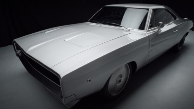Dodge Charger Domenic Toretto yang dilelang
