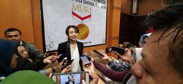 MURI Resmi Tetapkan Risa Santoso Jadi Rektor Termuda Indonesia (20549)