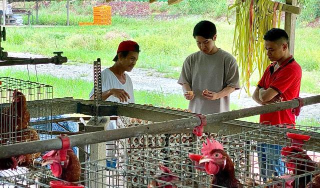 Jusin Clasic, Sosok Pesulap asal Kota Singkawang (62281)
