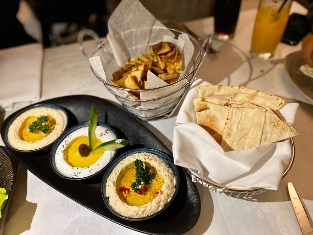 Terkenal di Sydney: Kuliner Libanon Halal ala Zahli Restaurant (29222)
