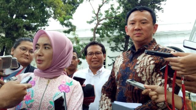 Refly Harun: Ahok Bisa Petantang-Petenteng Karena Cantolannya Presiden Jokowi (70772)