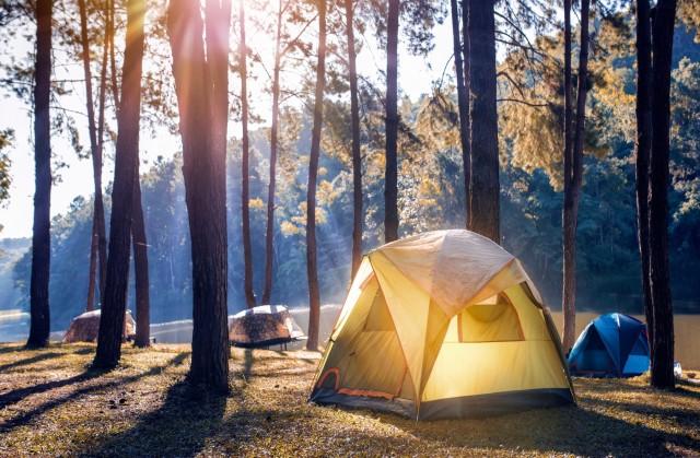 5 Spot Camping Seru di Yogyakarta untuk Liburan Akhir Pekan (47559)