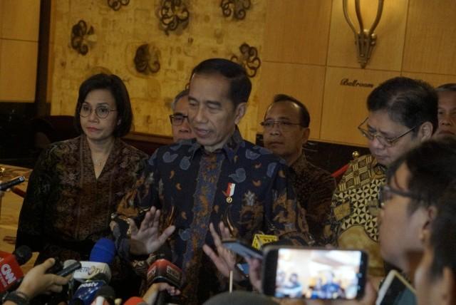 Presiden Indonesia Joko Widodo, Bank Wakaf Mikro