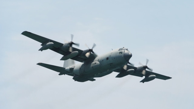 Pergi ke Antartika, Pesawat Militer Chile Hilang Kontak (31022)