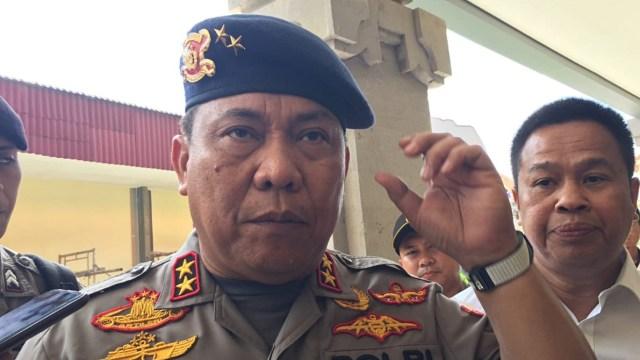 Kapolda Bali Soal Brosur Penjarahan: Hanya Provokasi, Tak Buat Saya Gentar (10437)