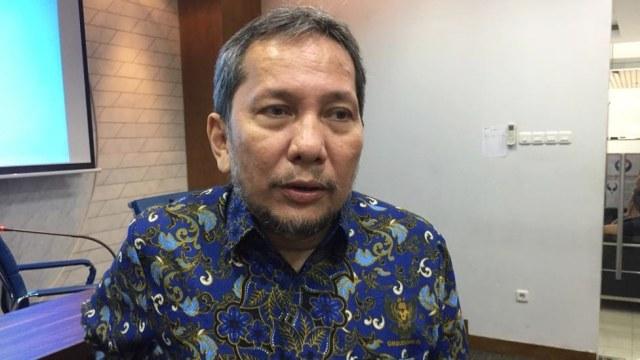Anggota Ombudsman, Ahmad Alamsyah Saragih