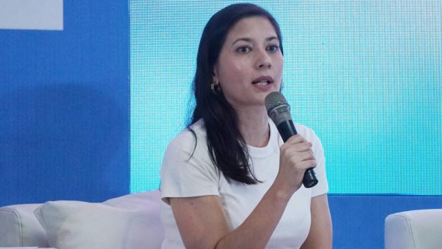 Hannah Al Rashid di Balai Kartini