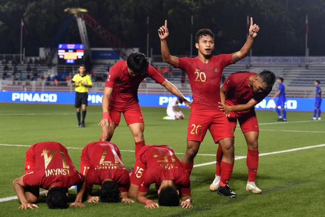 Drawing Kualifikasi Piala Asia U-23: Indonesia di Grup Berat  (64383)